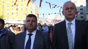 AK Parti İstanbul Milletvekili Ahmet Haldun Ertürk Hemşehrileriyle Buluştu