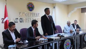 AK Parti Milletvekili Adayı Babaoğlu Karapınar'da Seçim Çalışmalarını Sürdürdü