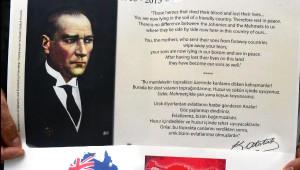 Avustralya'da 45 Yıldır Atatürk ve Türkiye'yi Anlatıyor