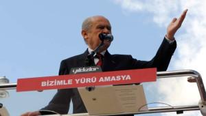Bahçeli CHP Seçmeninden Oy İstedi