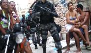 Rio de Janeiro'da Böyle Uyuşturucu Baskını Görülmedi