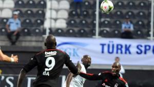 Akhisar Belediyespor: 1 - Beşiktaş: 1