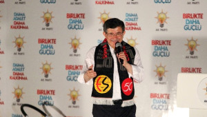 Başbakan Davutoğlu Eskişehir'de (2)