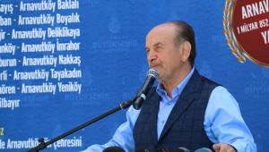 Kadir Topbaş'tan 5 Yeni Metro Hattı Müjdesi
