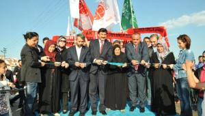 Şehit Mustafa Tercan Parkı Hizmete Açıldı