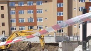 Sincan Belediyesi Cami Duvarını Yıktı