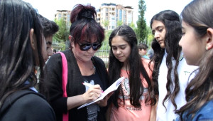 8. Uluslararası Çayda Çıra Film Festivali'nin Ünlü Konukları Harput'u Gezdi