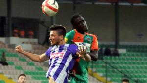 Albimo Alanyaspor-Orduspor: 2-0
