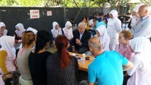 CHP Milletvekili Adayları Tekstil İşçileri ile Buluştu