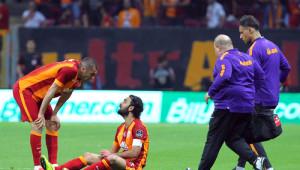 Galatasaray: 0 - Gençlerbirliği: 0 (İlk Yarı)