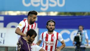 Antalyaspor: 3 - Osmanlıspor: 4