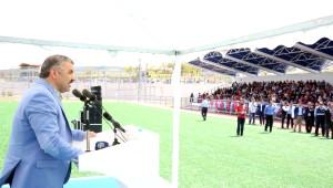 Başakpınar'a Muhteşem Futbol Sahası