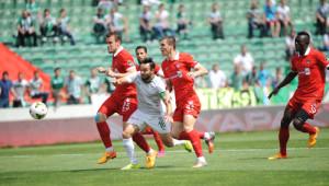 Bursaspor: 2 - Gaziantepspor: 0