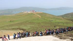 Elazığ'da 'Dağ Doğa Yürüyüşü' Yapıldı