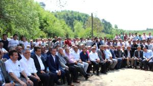 Ereğli-Devrek Yolu Toplantısına CHP ve MHP Adayları Katıldı, AK Parti Katılmadı
