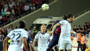 Mersin İdmanyurdu: 0 - Fenerbahçe: 0 (İlk Yarı)