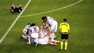 Mersin İdmanyurdu: 0 - Fenerbahçe: 1