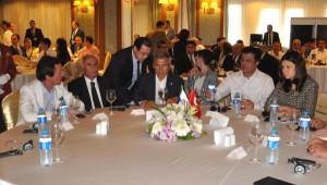 Tataristan Cumhurbaşkanı Minnihanov'dan Yatırım Çağrısı (2)