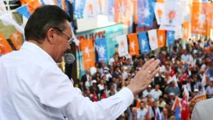 AK Parti'den Yenimahalle'ye Yeni İlçe Başkanlığı