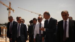 Bakan Müezzinoğlu Adana'da