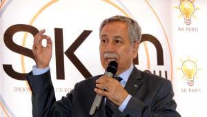 Başbakan Yardımcısı Arınç; Provokasyondur, Bunu Lanetliyorum