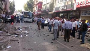 Hdp Adana İl Binasında Patlama