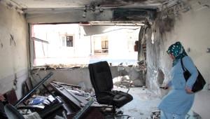 Hdp Binasına Bombalı Saldırılar