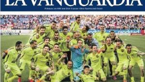 İspanyol Basını Bir Güne İki Şampiyon Sığdırdı