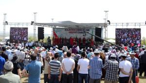 Meram'da Kilistra Şenliği Düzenlendi