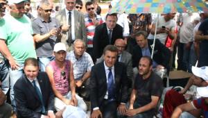 Mustafa Sarıgül Tofaş ve Renault İşçilerini Ziyaret Etti