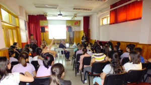 Süleymanpaşa Belediyesi'nden Cumhuriyet İlkokulu'na Çevre Bilinci Eğitimi