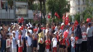 Adana'da 19 Mayıs Atatürk'ü Anma, Gençlik ve Spor Bayramı Coşkusu