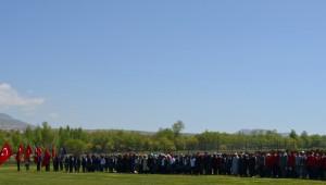 Adilcevaz'da 19 Mayıs Coşkusu