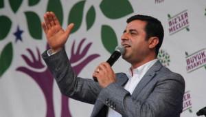 Selahattin Demirtaş: Kobani Düşmedi AKP Düşecek