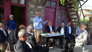 AK Parti Konya Milletvekili Adayları Çalışmalarını Sürdürüyor