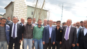 AK Parti Milletvekili Vekili Adayları Kağızman' Da