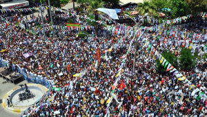 Demirtaş: Bu Tarafsız Cumhurbaşkanı Halen Olayı Kınamış Değil