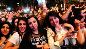 Şebnem Ferah'tan 19 Mayıs Konseri
