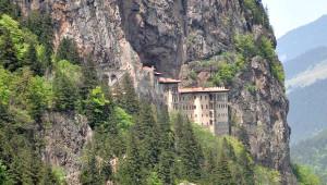 Sümela Manastırı Yanına Satış Standı İhalesine Tepki