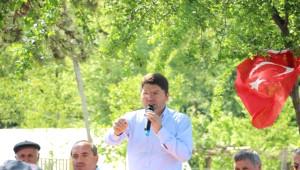 AK Parti Millet Vekili Tunç Açıklaması