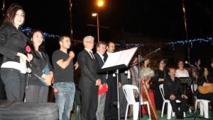 Manyas'ta Gençlik Haftası Konseri