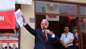 Mhp, İnebolu'da Seçim Bürosunun Açılışını Yaptı