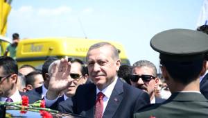 Cumhurbaşkanı Erdoğan Tusaş'ın Açılışını Yaptı