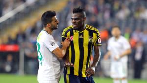 Fenerbahçe: 0 - Bursaspor: 1 (İlk Yarı)