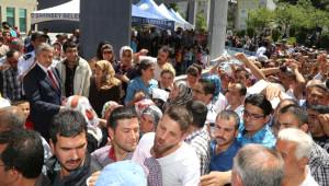 Gaziantep'te Mavikent Konutlarına Yoğun Başvuru