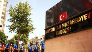 Nazarbayev'in İsmi Adana'da Caddeye Verildi