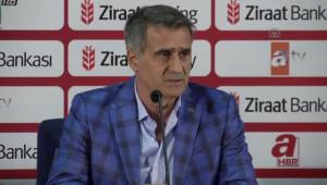 Şenol Güneş: Beşiktaş'tan Değil, Yurt Dışından Teklif Var