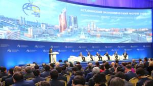Nazarbayev: Hedefimiz Ekonomik Canlılığı Sürdürmek