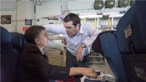 Yunan Gazeteleri: Çipras, C-130 Nakliye Uçağı ile Savaşa Gitti