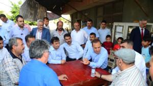 Büyükşehir, Sarıçam'ı Cazibe Merkezi Haline Getirmeye Kararlı
